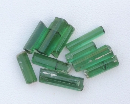 Rough Crystals 13.20 CT, Tourmaline