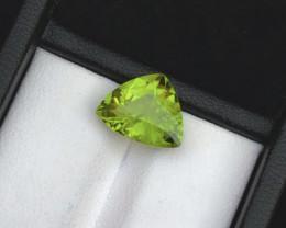 AAA Color & Cut 3.70 ct Natural Peridot~M