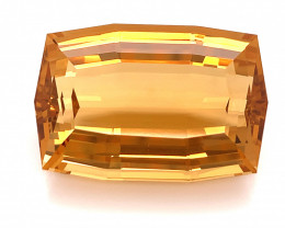 55.92 Cts Top class Fancy Cut  Natural Citrine