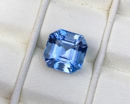 7.15 Carats Santa Maria Color Natural Aquamarine