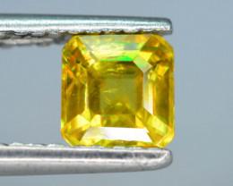 Top Color & Clarity 0.65 ct Sphene ~B