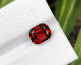 *NR*2.73(ct)Extremely Nice Custom Cut Color & Luster Malawi Garnet
