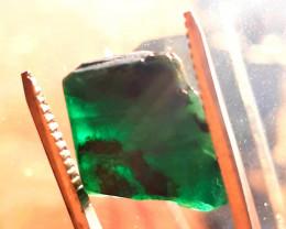 Rough Natural Emerald - Brazil - 1 Units - 17.63 ct