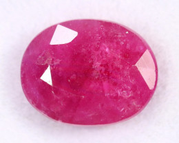 3.43cts Natural Heated Ruby/MAX2622