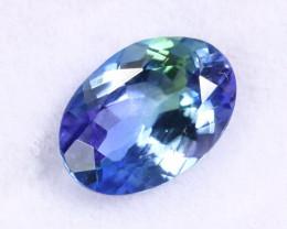 1.08cts Natural Tanzanite Gemstone / JKL1811