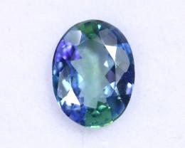 1.23cts Natural Tanzanite Gemstone / JKL1827