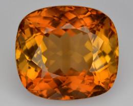 Champion Topaz 20.14 Cts Amazing Clean Bi-Color Natural Gemstone