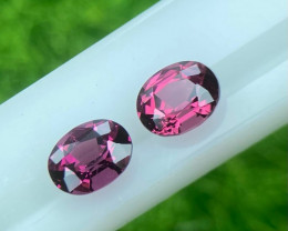 Pyrope Garnet 1.86 Cts  Pink Antique step cut BGC2882 | From Mozambique