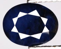 2.20 Cts Deep Blue  Sapphire Natural Gemstone
