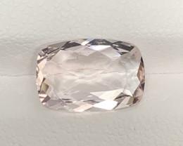 Natural Morganite 2.56 Cts Good Quality Gemstone