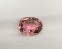Natural Pink Tourmaline 1.99 Cts Good Quality Gemstone