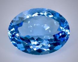 15.70 Crt  topaz  Faceted Gemstone (Rk-33
