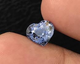 3.58 Crt Spinel Grayish Blue Natural Unheated Sri Lanka