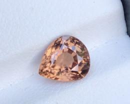 2.65Ct Superb Color Natural  Zircon