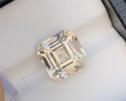 Top Quality 5.30Ct Natural No Heat Morganite Gemstone