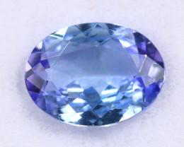 1.22cts Natural Tanzanite Gemstone / JKL1850