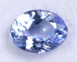 1.29cts Natural Tanzanite Gemstone / JKL1852