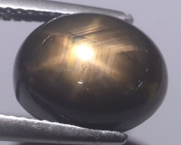 8.60 CTS AWESOME STAR SAPPHIRE UNHEATED THAILAND