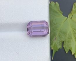 Scapolite 3.55 ct Natural Purple Color Scapolite