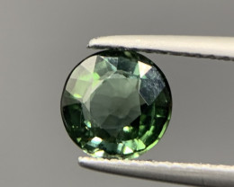 1.25 Ct Genuine Green Tourmaline Gemstone. Tor-42888