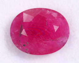 3.05cts Natural Heated Ruby /MAX2643