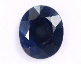 3.62cts Natural Dark Blue Sapphire/MAX2649