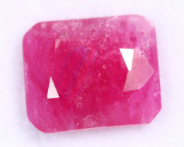3.31cts Natural Heated Ruby /MAX2655