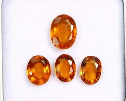 5.88cts Natural Hessonite Garnet LOTS/MAOU2658