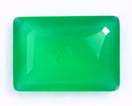 5.98cts Natural Green Onyx/MAOX2682