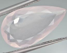 Natural Rose Quartz 8.79 Cts Good Quality Gemstone
