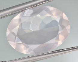 Natural Rose Quartz 6.70 Cts Good Quality Gemstone