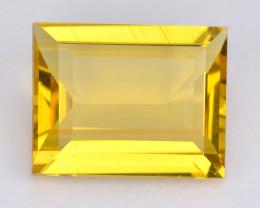 Golden Yellow Beryl 2.86 Cts Sparkling Rare Natural Gemstone