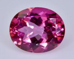 4.78 Crt topaz  Natural  Faceted Gemstone.( AB 39)
