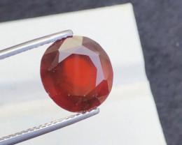 Red Lava Color Top Color 8.35 Ct Brilliant Quality Natural Garnet