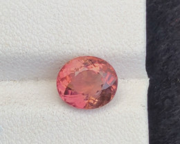 Ring size 2.10 Ct Natural Afghanistan Baby Pink tourmaline