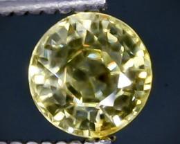 1.04 Crt  zircon   Faceted Gemstone (Rk-35