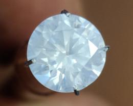 Natural solitiare white diamond EF COLOUR-SI CLARITY 1.65 CTWSIZE 1PCS