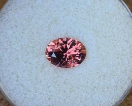 2,10ct Pink Tourmaline - Master cut!