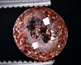 1.51 Crt  tourmaline  Natural  Faceted Gemstone.( AB 40)