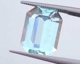 5 CT, Aquamarine Perfect Cut