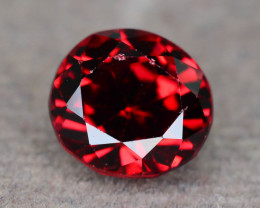 Top Grade 2.50 ct Fancy Cut Red Garnet