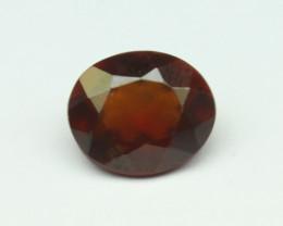 3.15  Crts Natural Hassonite garnet faceted gemstone 127