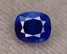 Top Grade 1.70  ct Royal Blue  Ceylon Sapphire