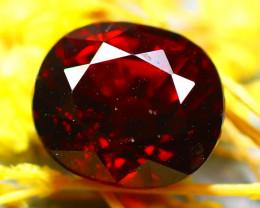 Almandine 3.80Ct Natural Vivid Blood Red Almandine Garnet  E0904/A5