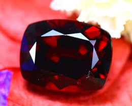 Almandine 3.78Ct Natural Vivid Blood Red Almandine Garnet  E0905/A5