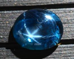 Star Sapphire 6.90Ct Natural 6 Rays Blue Star Sapphire E0920/A39