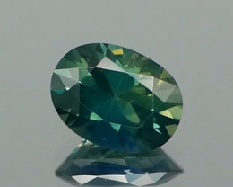 *Starts $15NR* Brilliant Facets Teal Sapphire 1.06Ct.