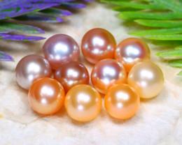 Akoya 21.03Ct Natural Akoya Fancy Color Pearl A0617