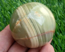 725 Cts Beautiful Onyx Healling Sphere From Pakistan
