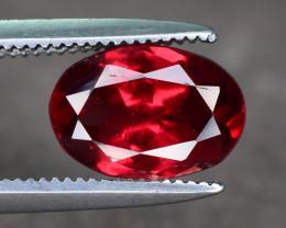 Open Color  1.40  ct Fancy Cut Red Garnet
